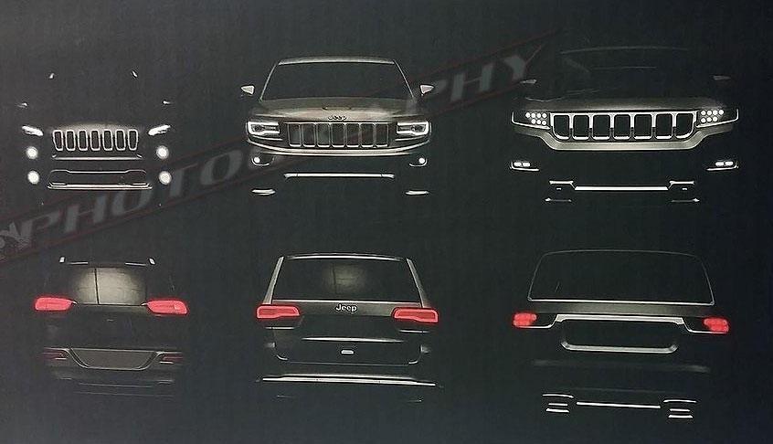Lançamentos Jeep