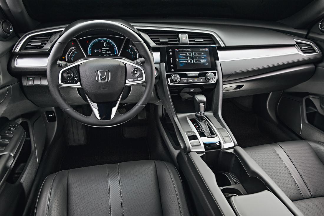 Honda Civic EXL 2.0 - 2