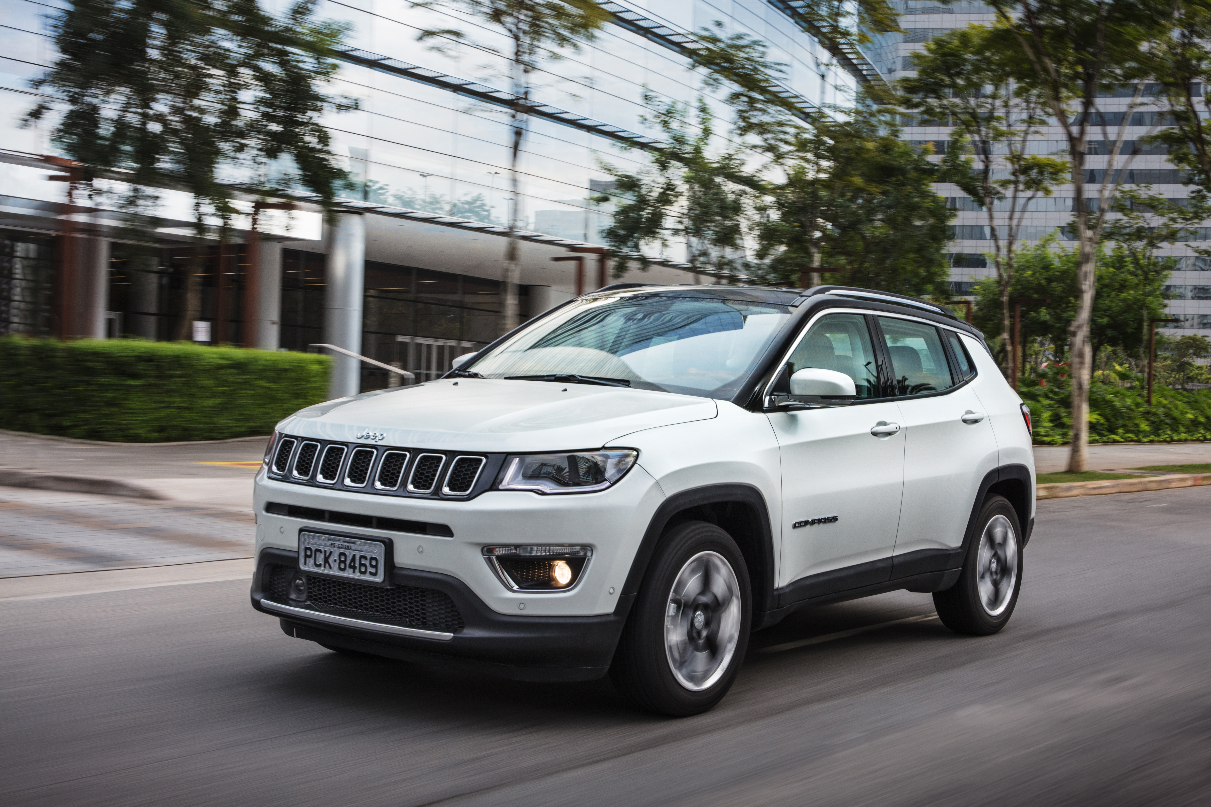 Jeep Compass Limited 1