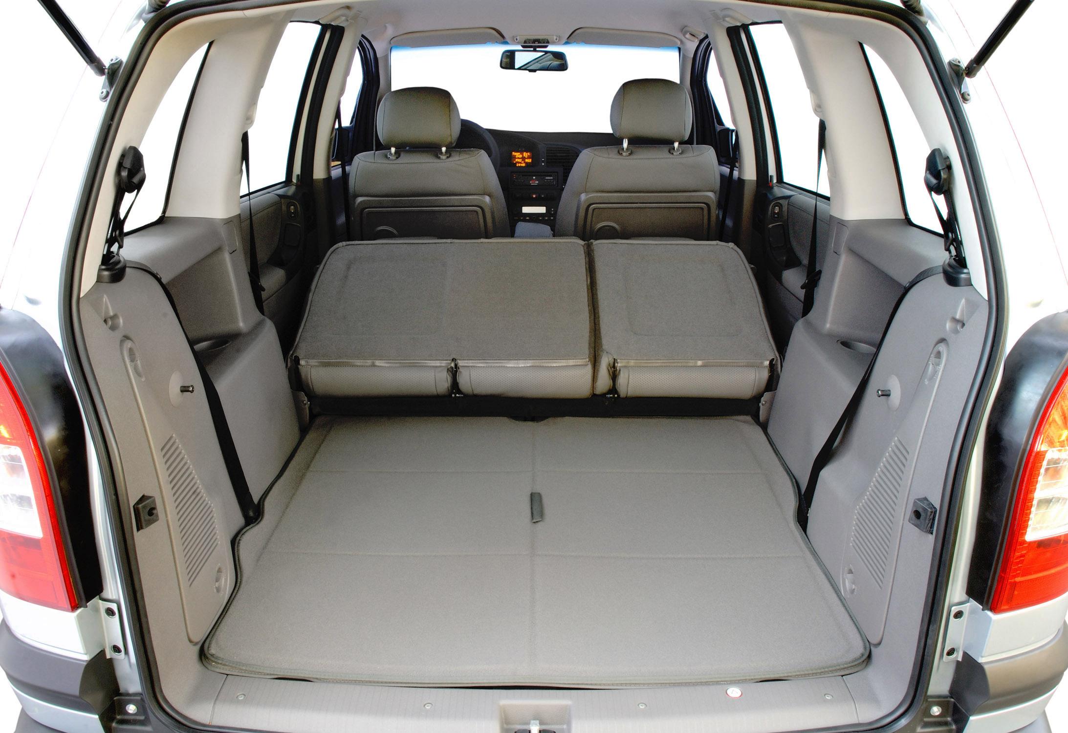Sistema Flex7 da Chevrolet Zafira