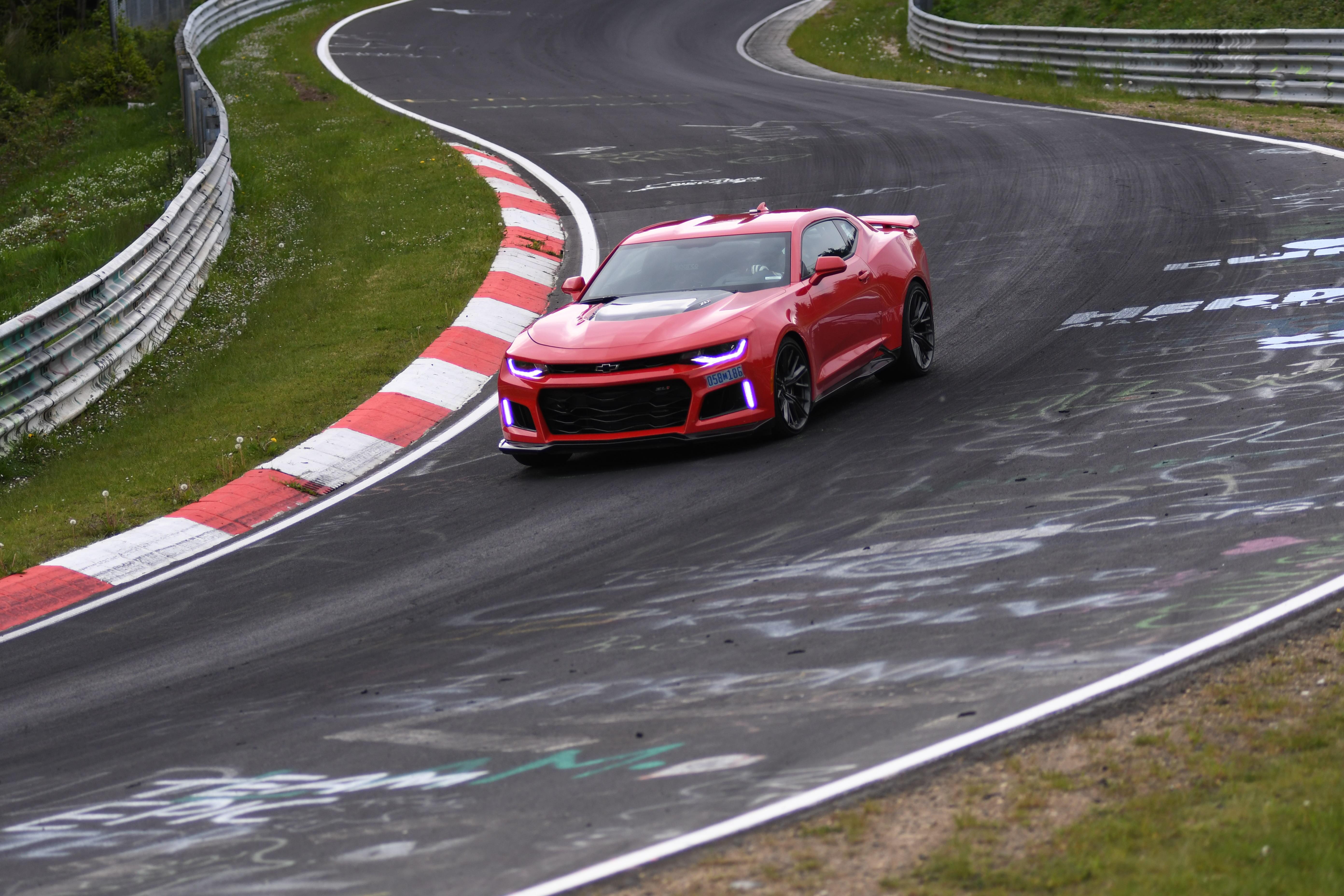 Camaro ZL1 Nurburgring