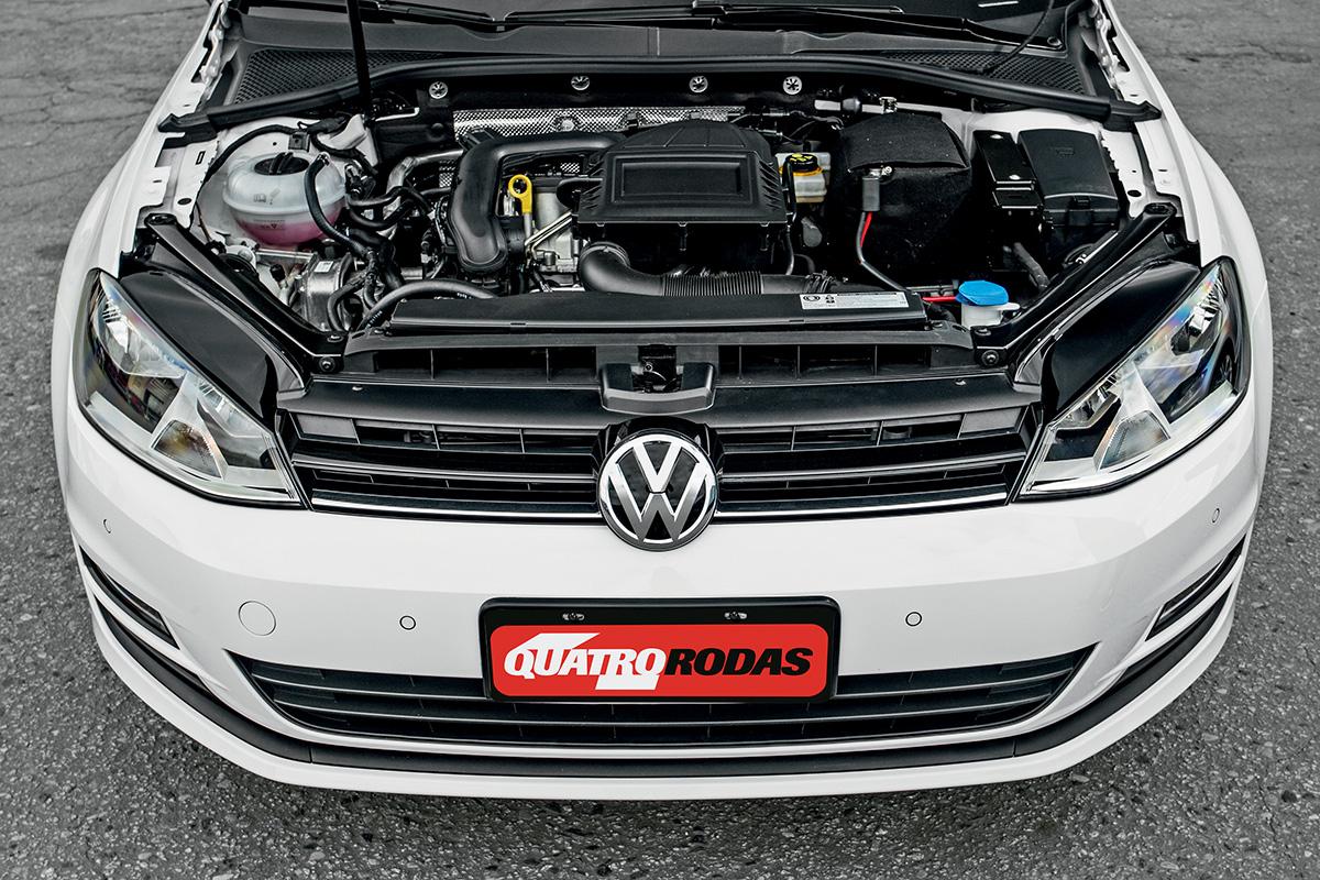 Com etanol, motor 1.0 TSI tem 20 cv e 3,6 mkgf a mais que o do Up!