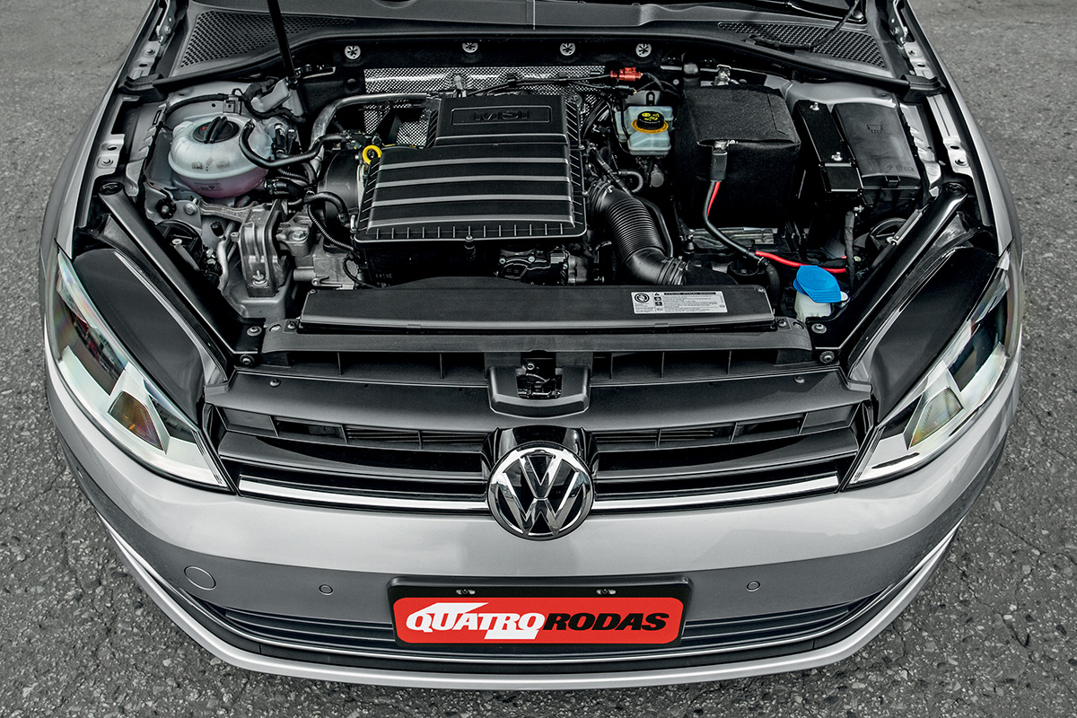 VW Golf 1.6 MSI
