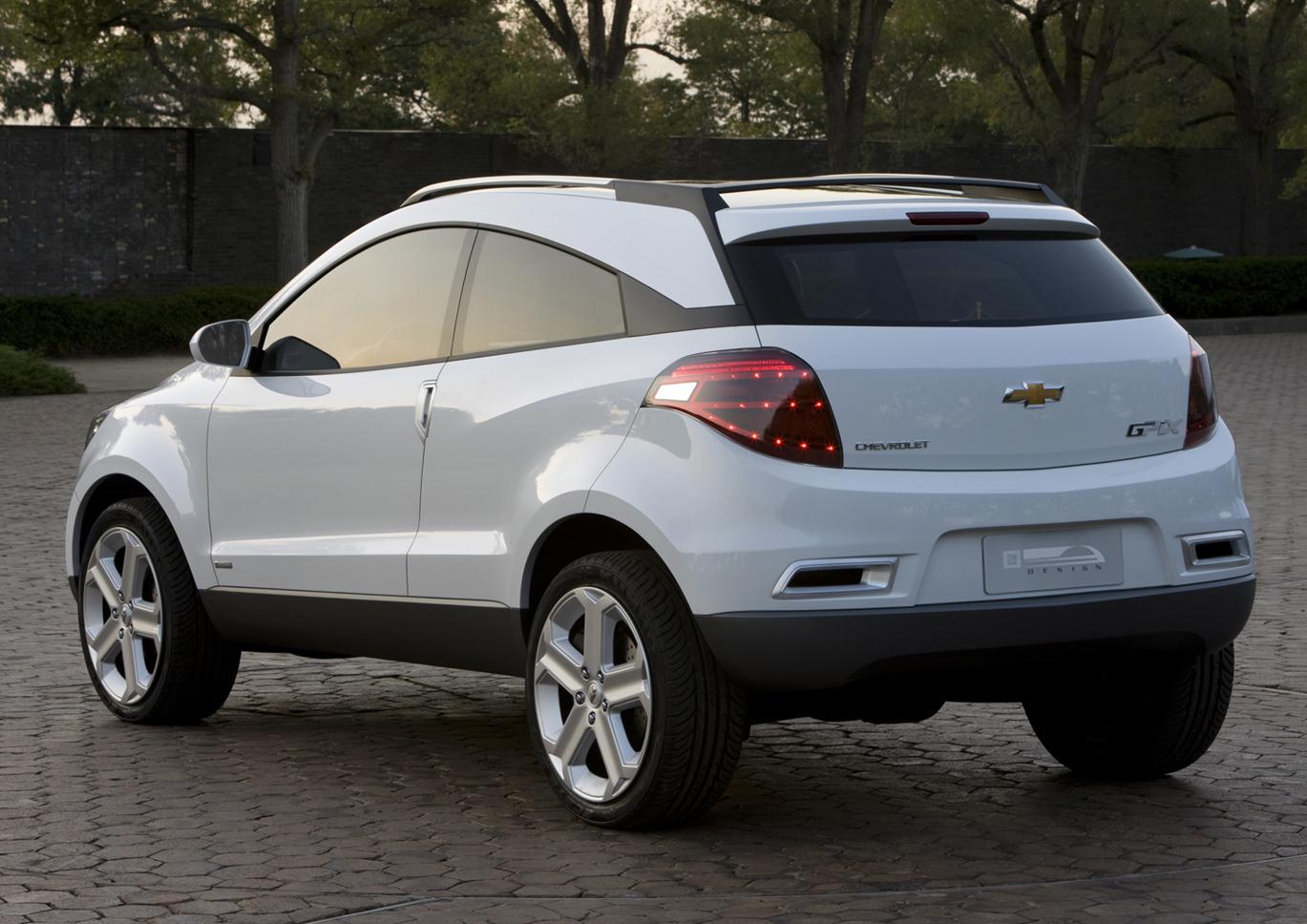 Chevrolet GPix 2