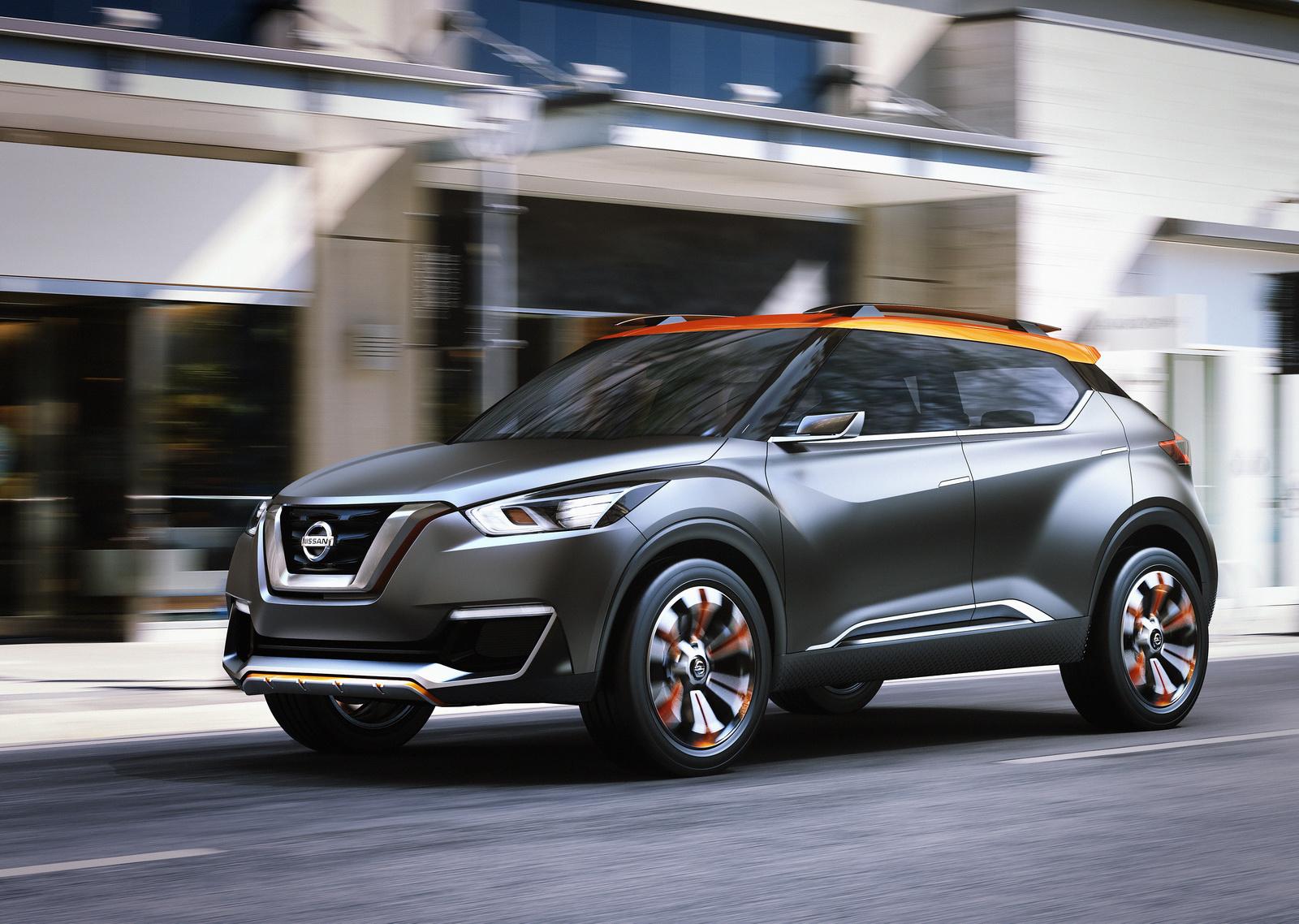 Nissan Kicks Concept 1