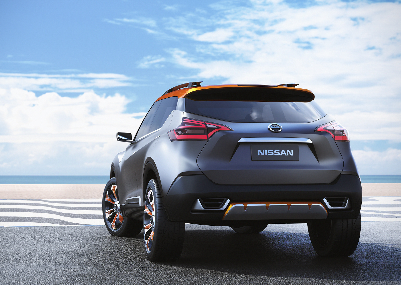 Nissan Kicks Concept 2
