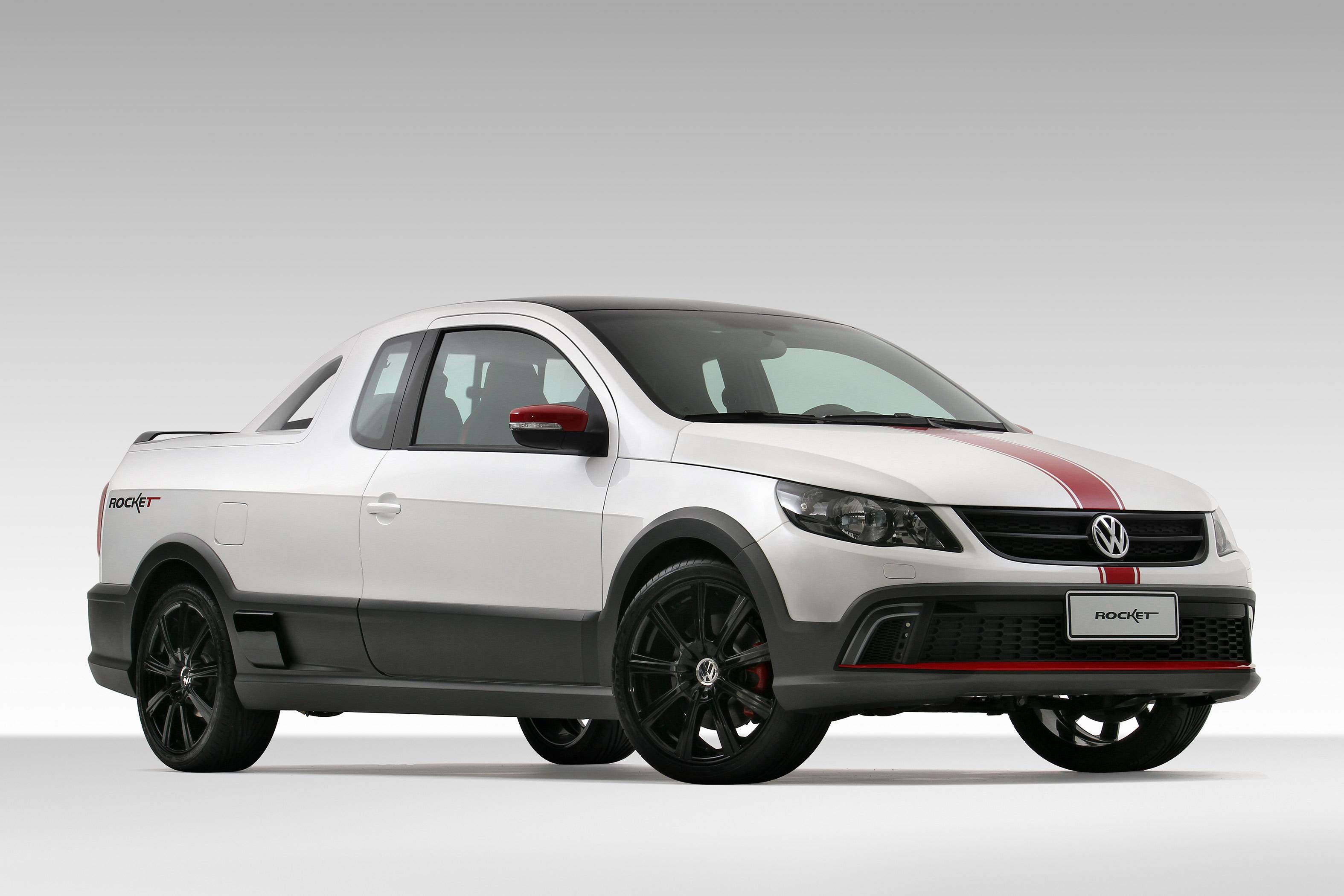 VW Saveiro RockeT 1