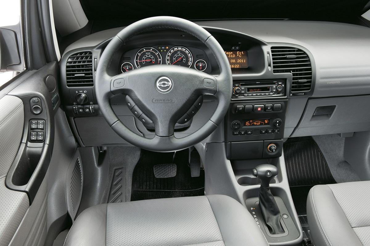 Guia De Usados Chevrolet Zafira Quatro Rodas