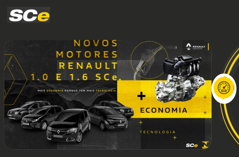 motores renault SCe