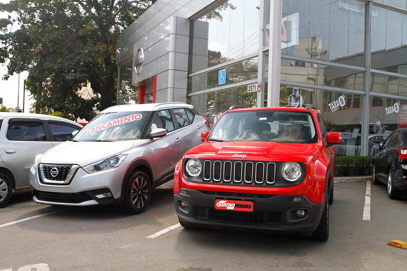 Jeep Renegade Quanto Querem Pagar Pelo Nosso Quatro Rodas