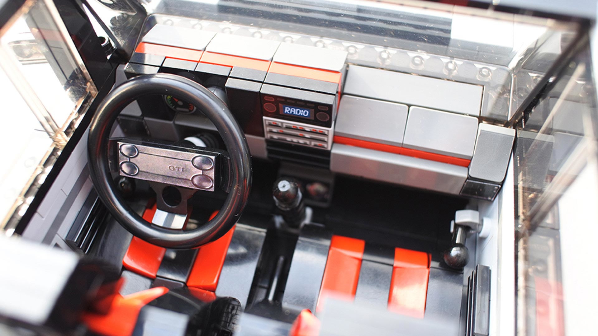 Lego Golf GTI Mk1