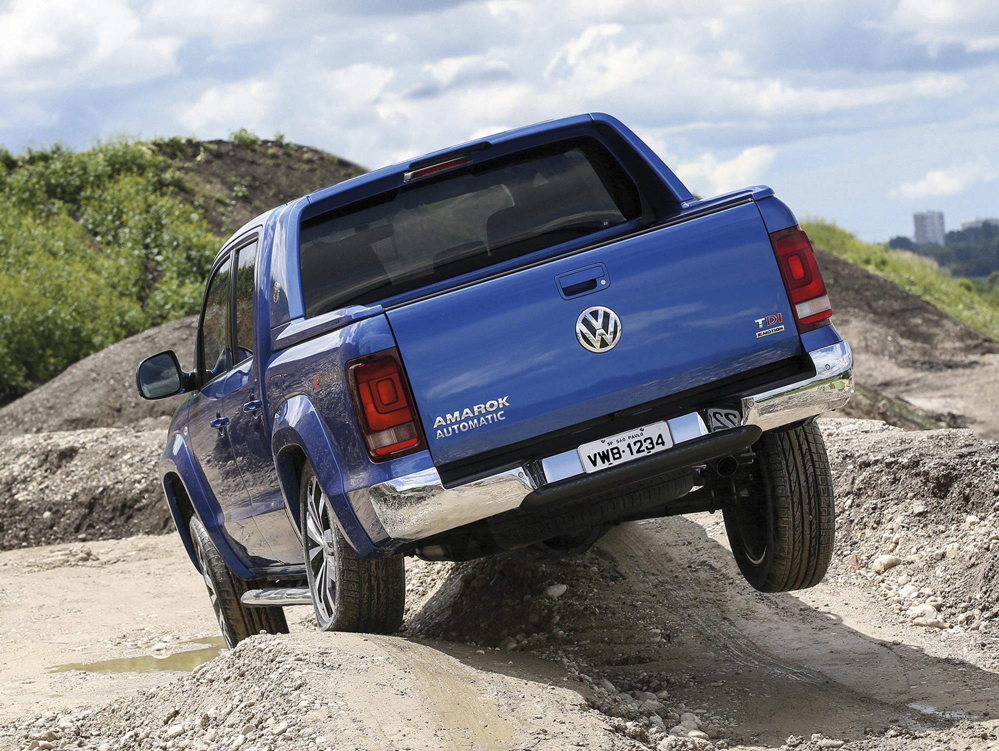 Nova VW Amarok