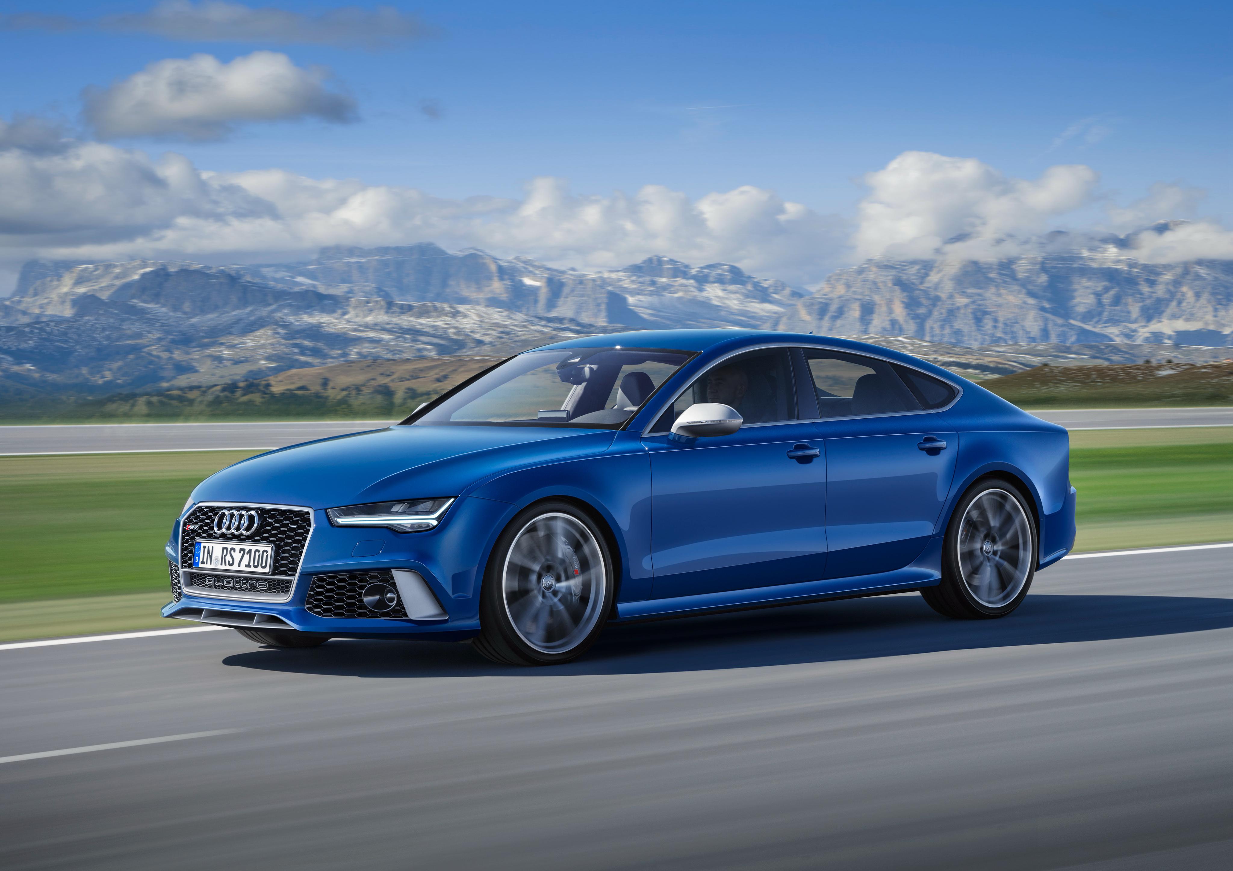 Audi RS7 Performance 1