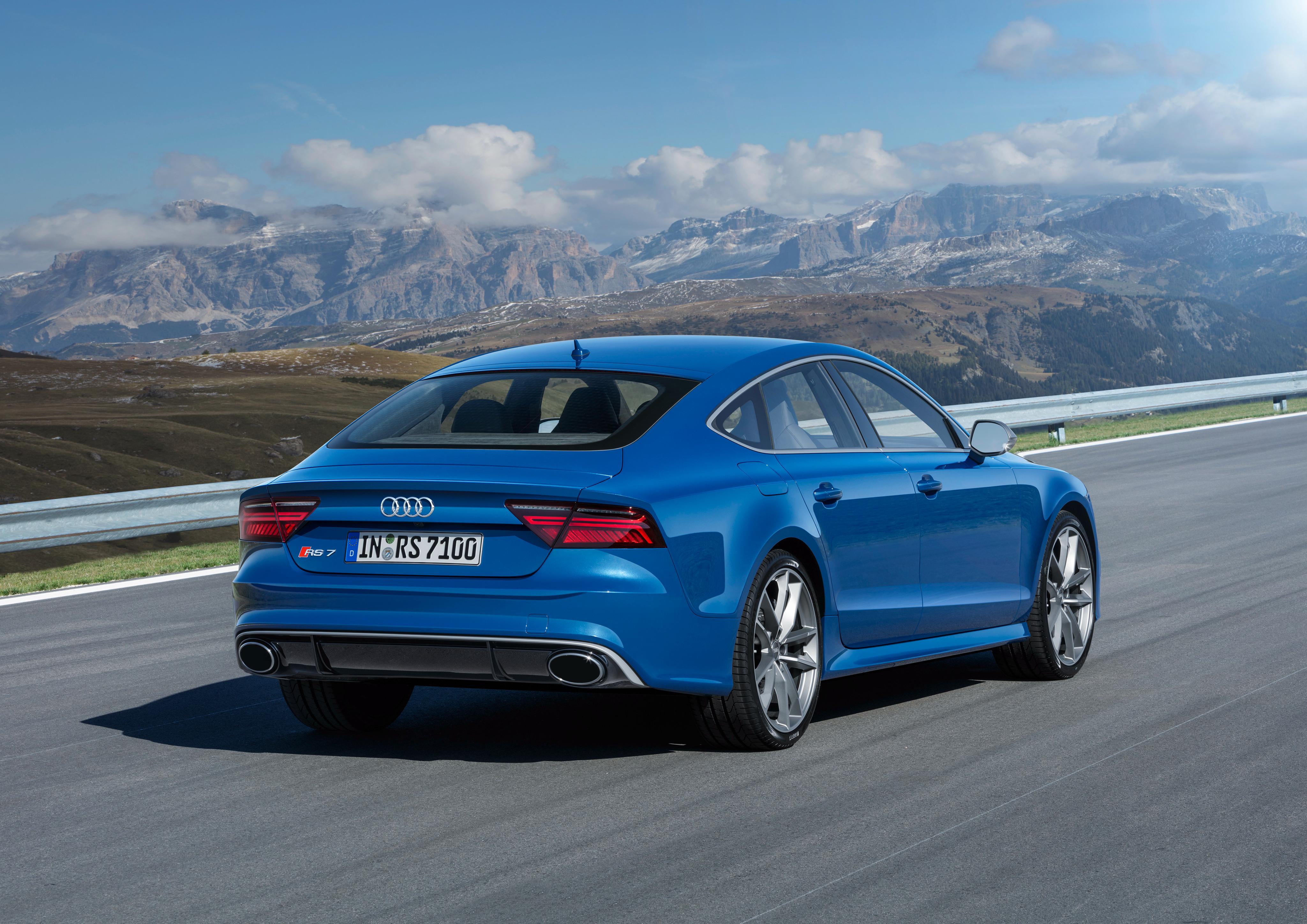 Audi RS7 performance 2