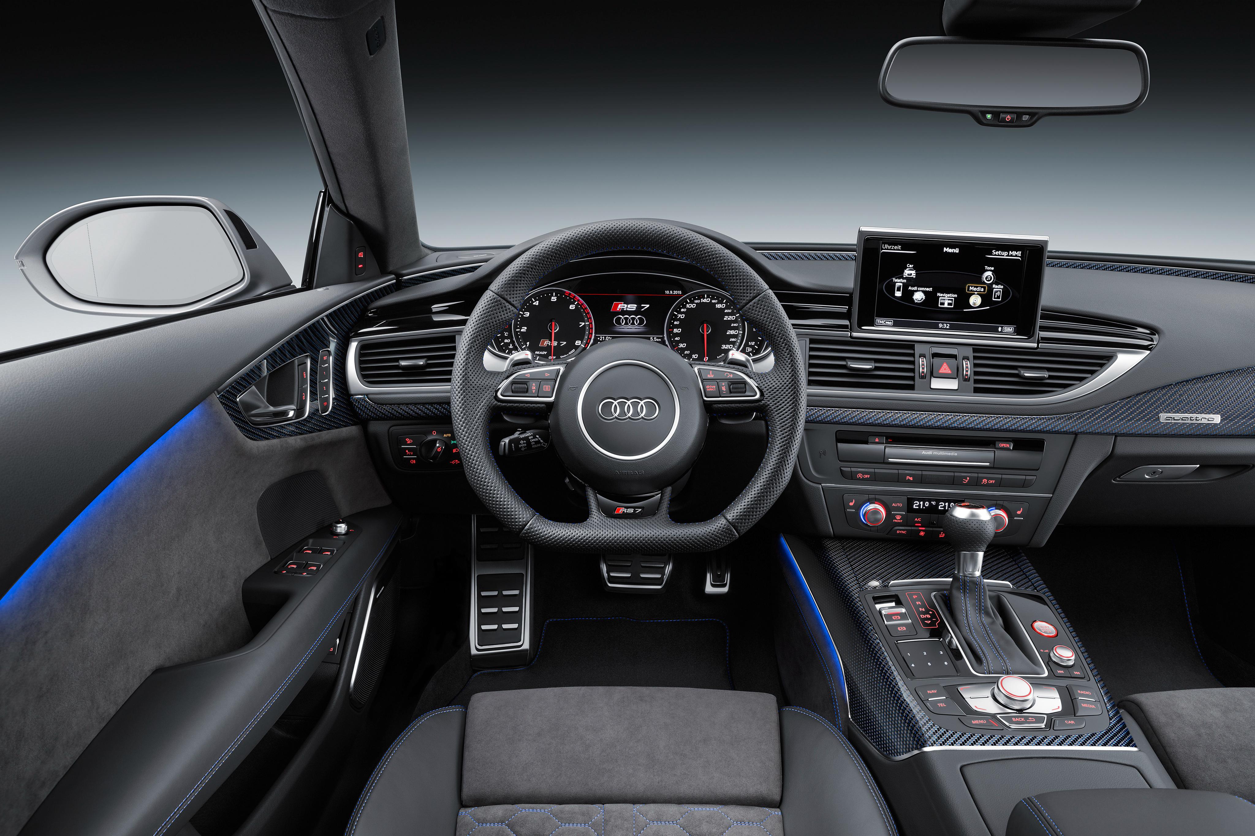 Audi RS7 performance 3