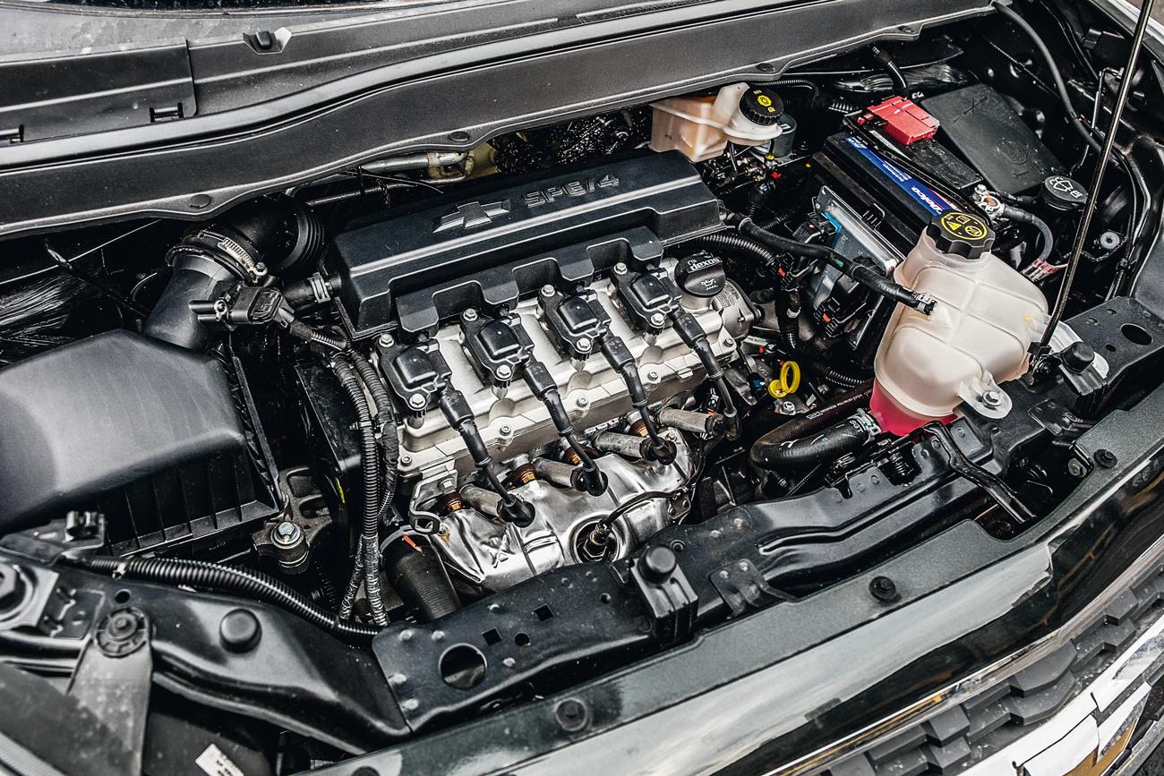 Mais econôminco, motor 1.8 com especificação SPE / 4 tem 3 cv e 0,6 mkgf adicionais
