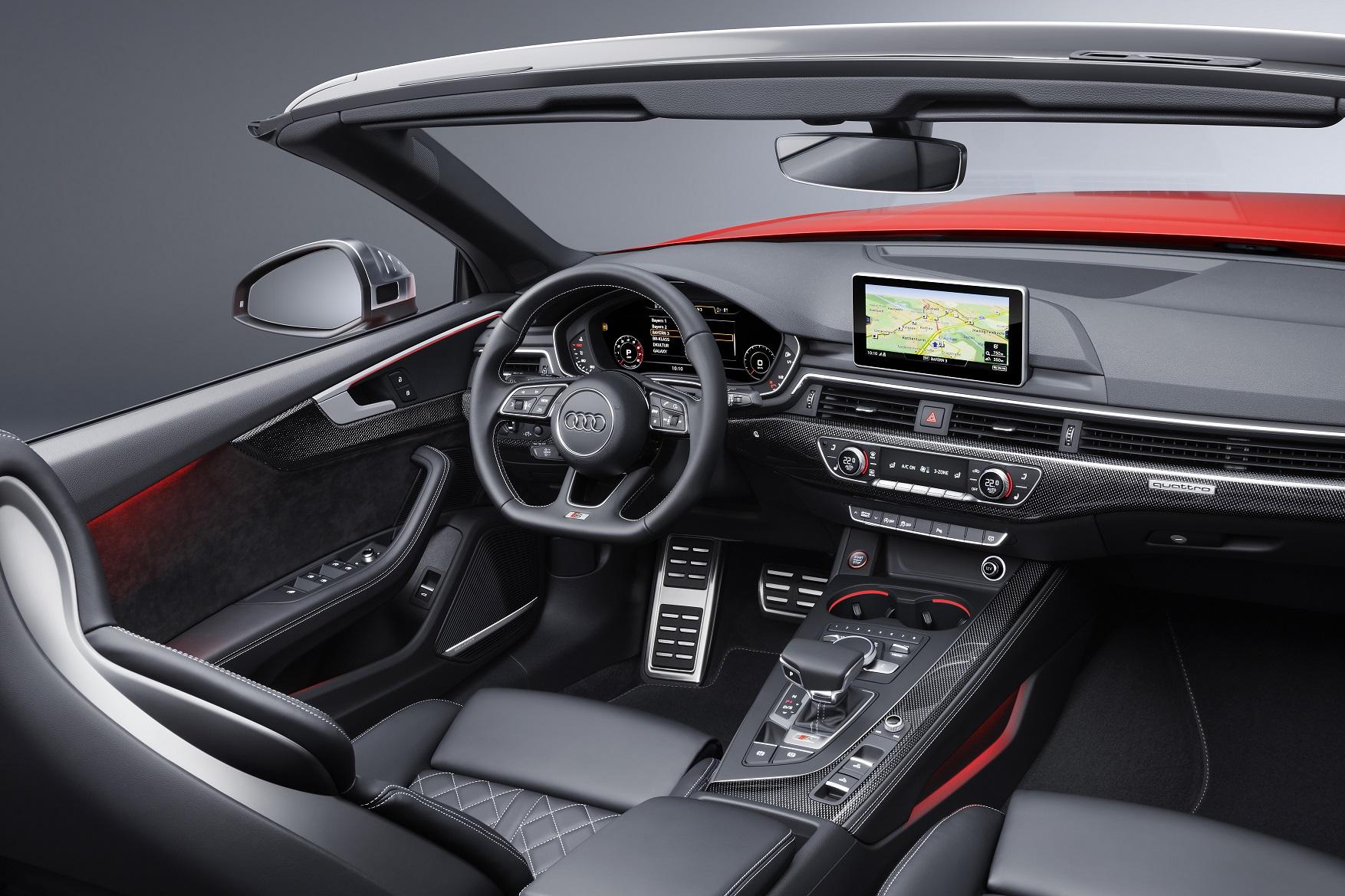 Audi A5 E S5 Cabriolet Chegam Para Completar A Familia Quatro Rodas