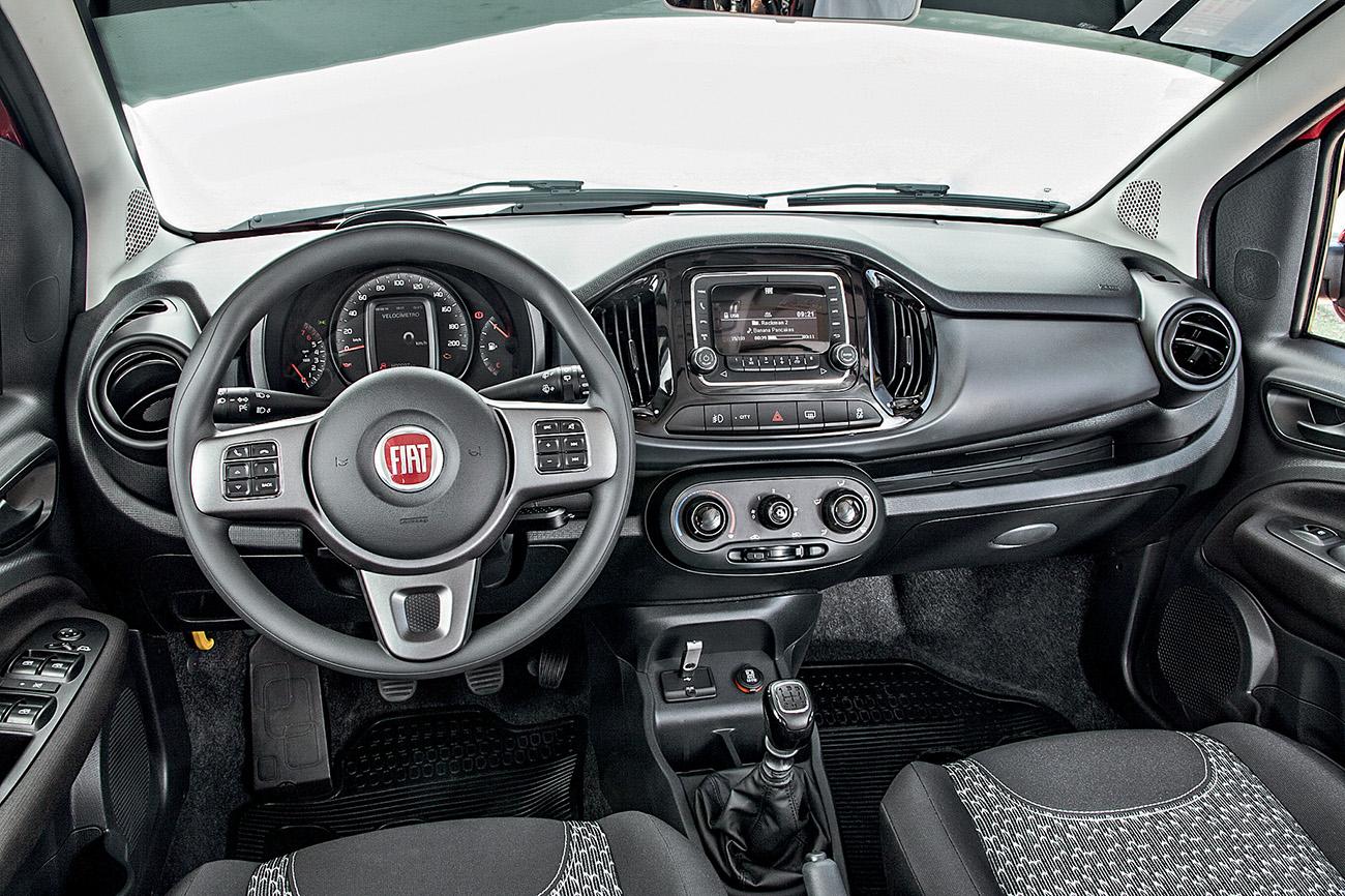 Fiat Uno Attractive 1.0