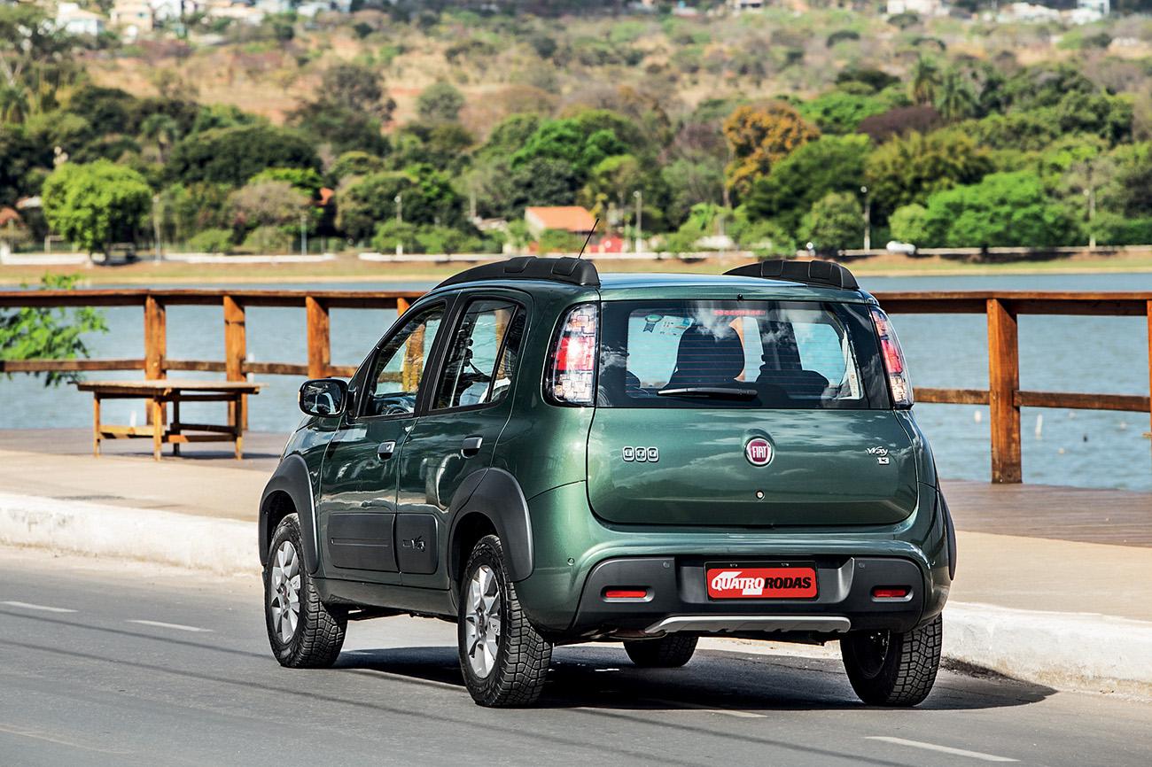 Fiat Uno Way 1.3