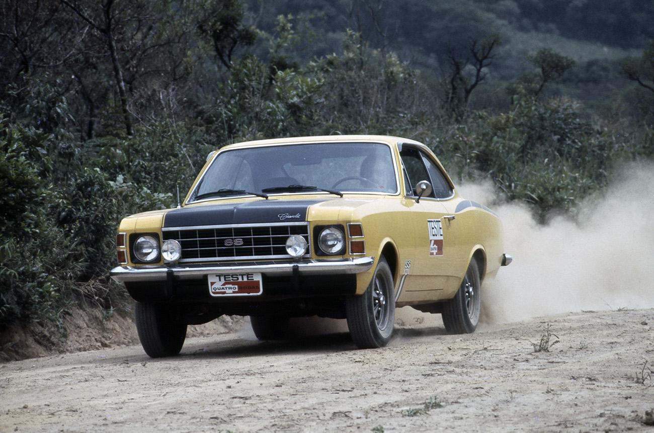 Chevrolet Opala SS