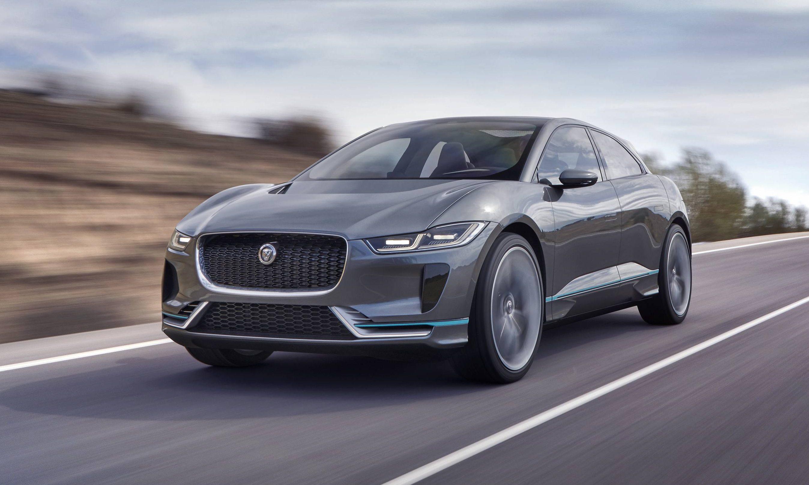 Jaguar I-Pace 1