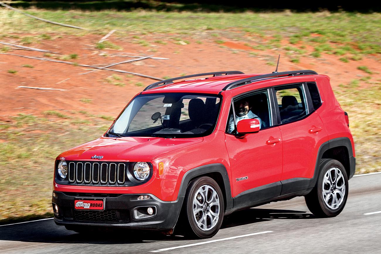 Jeep Renegade 60 000 Km Depois Melhoras No Desempenho E Consumo