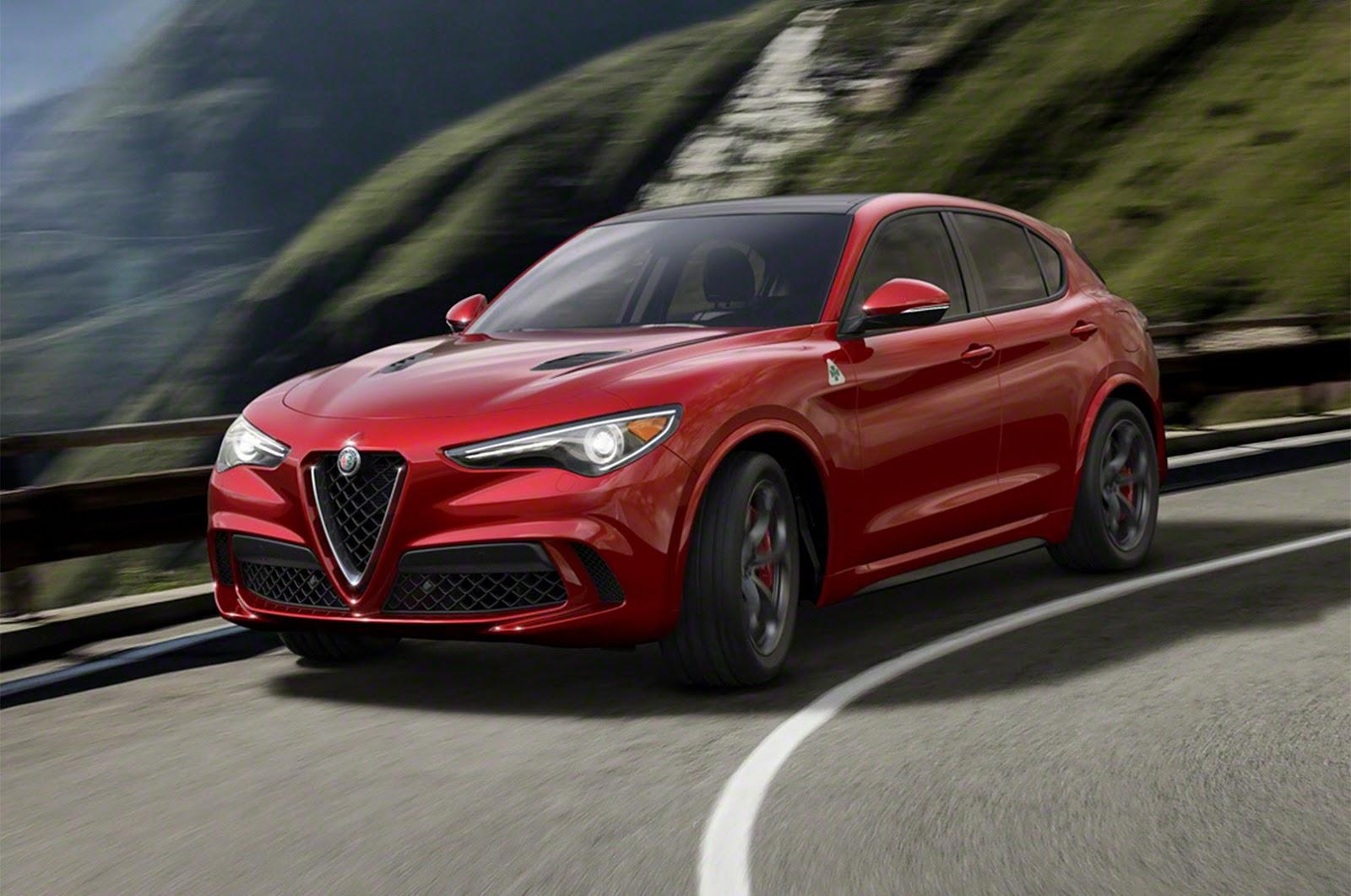 Conheca O Stelvio Primeiro Suv Da Historia Da Alfa Romeo Quatro Rodas