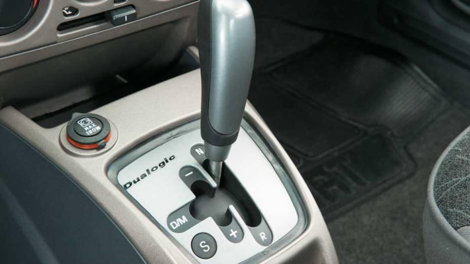 A Fiat batizou seu câmbio de Dualogic