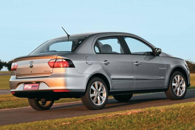 VW Voyage Comfortline