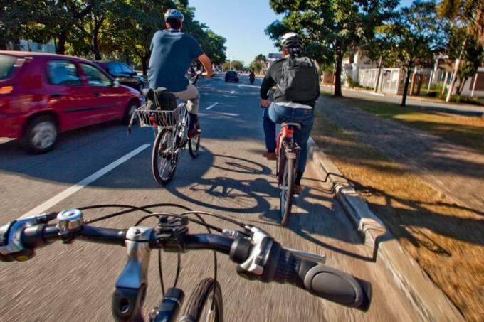 O que São Paulo faz pelos ciclistas