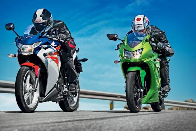 Honda CBR VS Kawasaki Ninja 250R