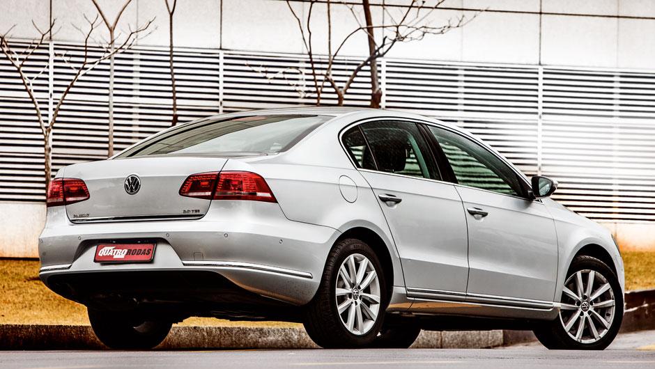 VW Passat 2.0 TSi