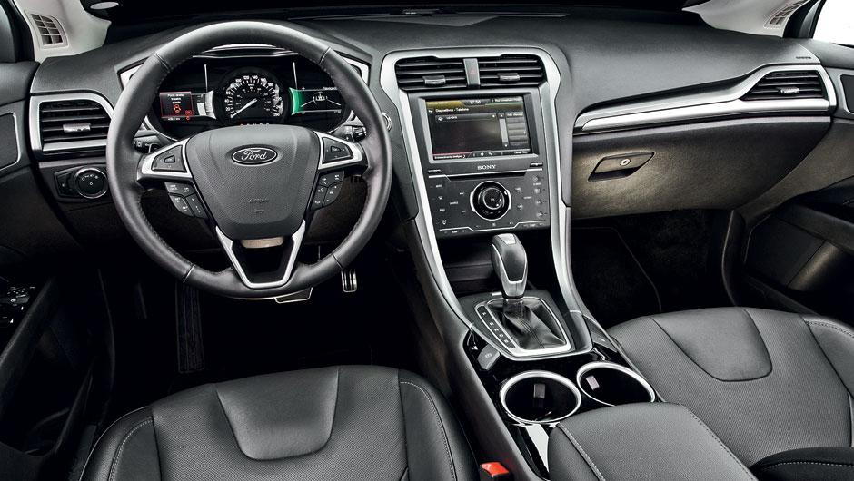 Ford Fusion Titanium 2.0 GTDi