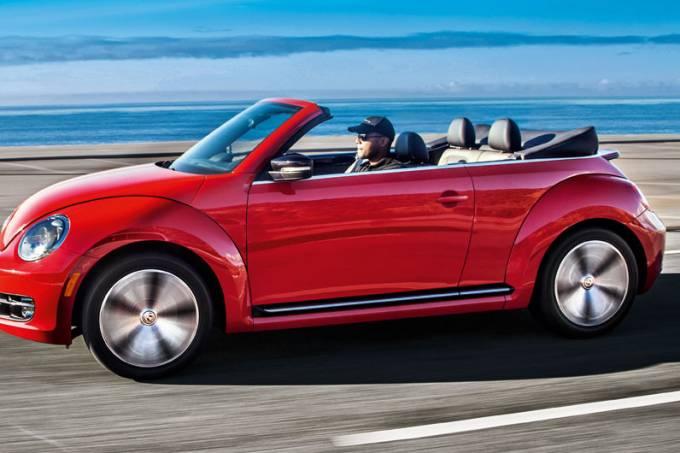 VW Fusca Cabrio