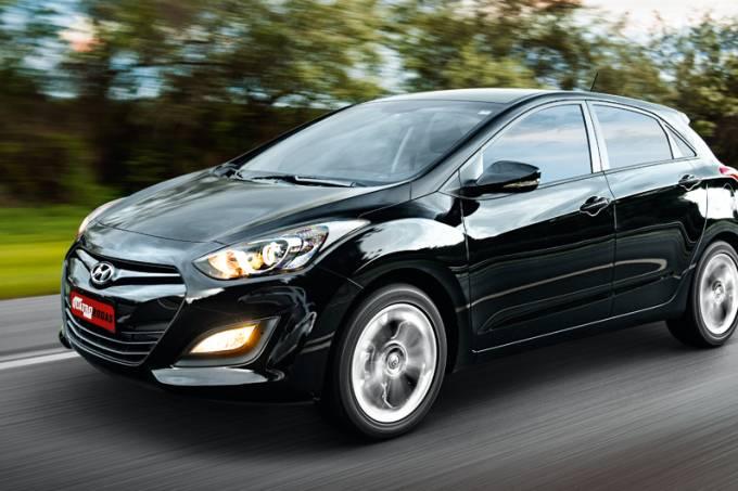 Hyundai i30 1.6 16V Flex
