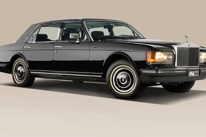 Rolls-Royce Silver Spirit/Spur