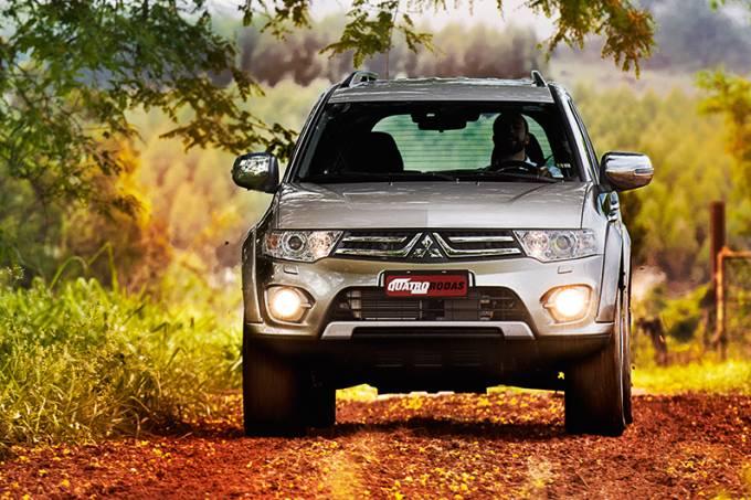 Mitsubishi Pajero Dakar HPE