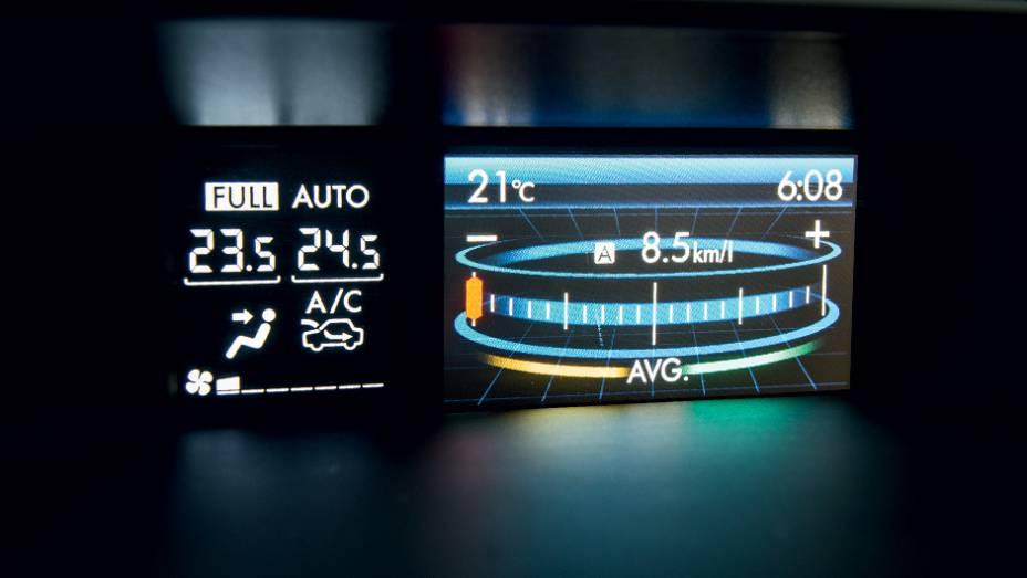 """Eco-Driving mostra como dirigir economicamente   <a href=""""http://quatrorodas.abril.com.br/carros/impressoes/subaru-xv-765442.shtml"""" rel=""""migration"""">Leia mais</a>"""