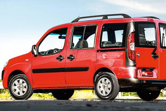 Fiat Doblò Essence 1.8 16V
