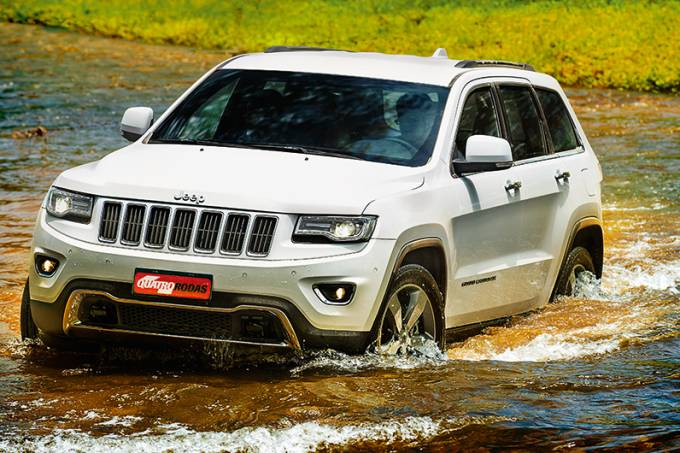 Jeep Grand Cherokee Limited V6 3.6