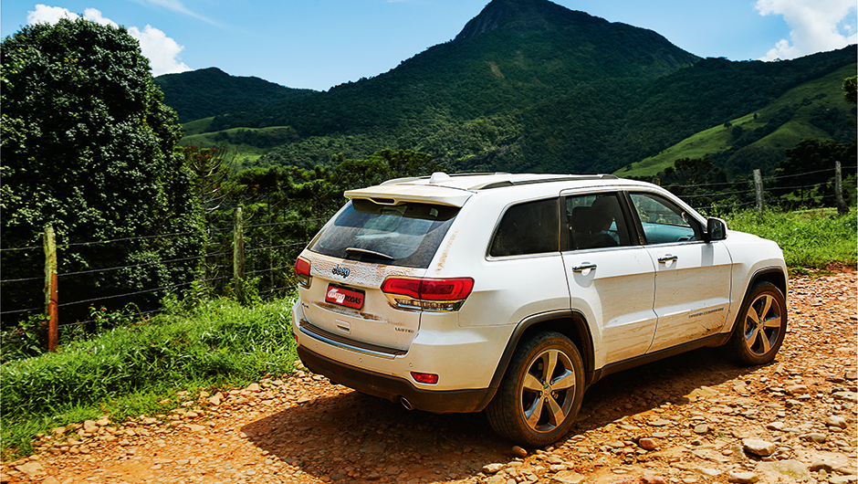 Jeep Grand Cherokee Limited V6 3.6