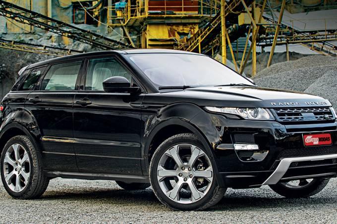 Land Rover Evoque 9 marchas