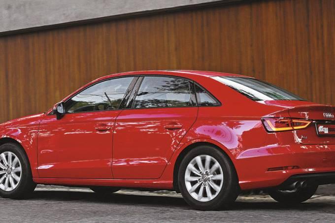 Vale esperar – Audi A3 Sedan nacional