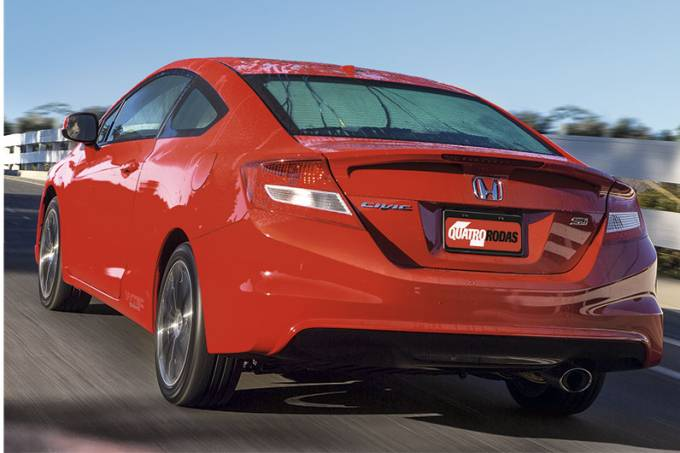 Vale esperar – Honda Civic Si
