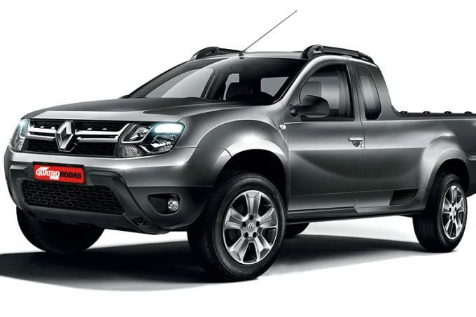 Vale esperar – Renault Duster Picape