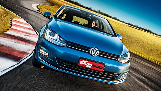 Vale esperar – Volkswagen Golf nacional