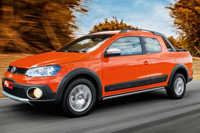 VW Saveiro Cross CD