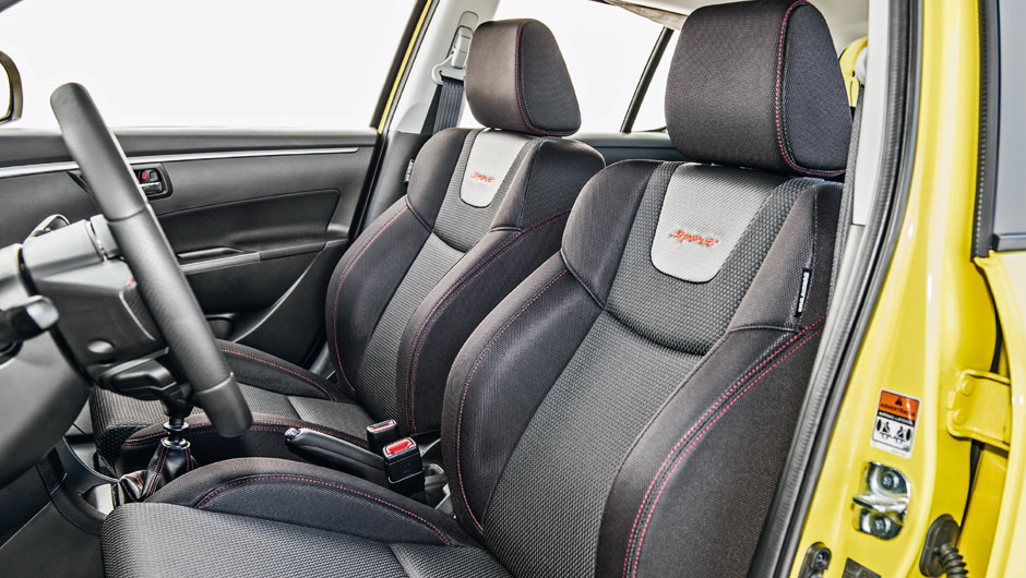Suzuki Swift Sport R