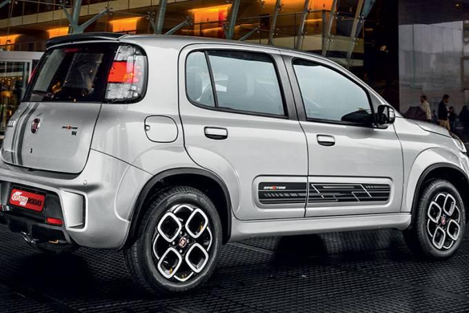 Fiat Uno Dualogic