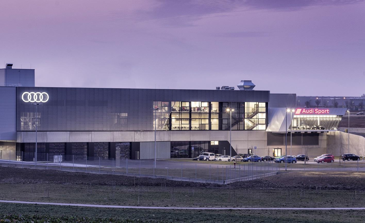 Sede da Audi Sport GmbH